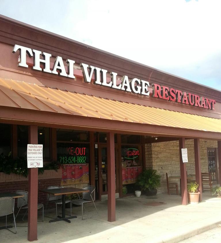 Thai Village Restaurant Thai Food Asian Cuisine